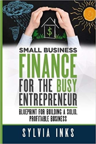 'Small Business Finance for the Busy Entrepreneur: Blueprint for Building a Solid, Profitable Business' by Sylvia Inks