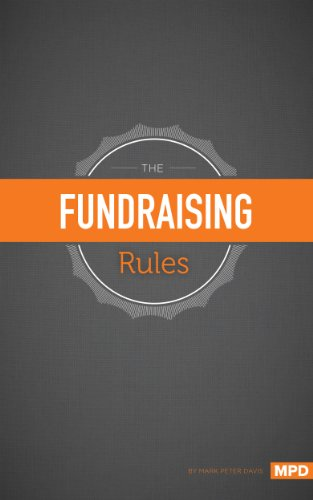 'The Fundraising Rules' by Mark Peter Davis