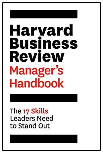'The Harvard Business Review Manager's Handbook' by Harvard Business Review