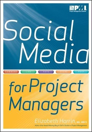 'Social Media for Project Managers (Paperback)' by Elizabeth Harrin